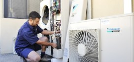 Thi công lắp đặt máy lạnh quận Bình Thạnh trọn gói