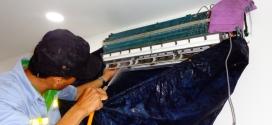 Vệ sinh, bảo trì máy lạnh cho nhà hàng tại TpHCM